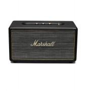 Marshall Stanmore Black - безжичен аудиофилски спийкър за мобилни устройства (черен-златист)