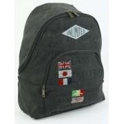 Školní batoh Unlimited - černý
