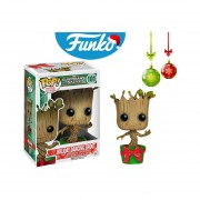 Holiday dancing groot Funko pop navidad guardianes de la galaxia