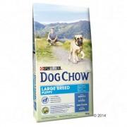 Purina Dog Chow Puppy Large Breed pulyka - 2 x 14 kg