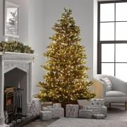 Karácsonyi beltéri fényfüzér