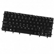 Tastatura laptop Dell XPS DKDXH fara rama US iluminata