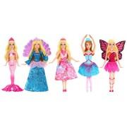 Papusa Barbie Mariposa - Mattel V7050-BLP47