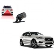 Auto Addict Car Styling Anti Collision Safety Line Led Laser Fog Lamp Brake Lamp Running Tail Light-12V Cars For Volvo XC60
