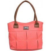 Al Jazeera Fashion Women Orange Shoulder Bag