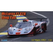 1 24 RS45 McLaren F1 GTR Long Tail 1997 41 - Real Sports Car 1 24