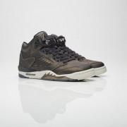 Jordan Brand Air Jordan 5 Retro Premium Hc för kvinnor i svart 36.5 Black