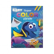 Kinderkleurboeken super color parade Finding Dory