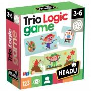 JOC LOGIC TRIO - HEADU (HE20782)