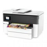 Мастилоструйно многофункционално устройство HP OfficeJet Pro 7740 Wide Format All-in-One Printer, цветен,принтер/копир/скенер/факс, 4800 x 1200 dpi, 34 стр/мин, USB 2.0 ,Host USB, Ethernet, Wi-fi, RJ-11 x2, A3, ADF