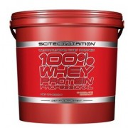 Scitec Nutrition 100% Whey Protein Professional eper - 5000g