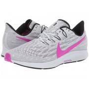 Nike Air Zoom Pegasus 36 Pure PlatinumHyper VioletCool Grey