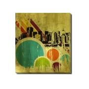 Tablou Canvas Urban-Abstract
