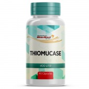 Thiomucase 400 UTR - 90 Cápsulas