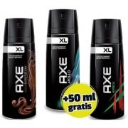 AXE Deo Deodorants Body Spray For Men - Pack Of 3 Pcs