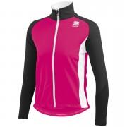Sportful Kids' Softshell Jacket - Fuchsia/White - 12Y - Pink/White