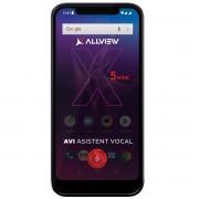 Telefon mobil Allview Soul X5 Mini Dual SIM, Negru, RAM 2GB, Stocare 16GB