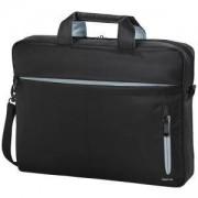 Чанта за лаптоп Marseille Style, 17.3 инча, Черна, HAMA-101282