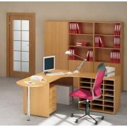 Lenza Kancelářský nábytek sestava Impress 2 javor