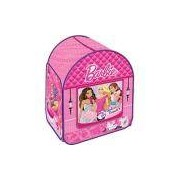 Barraca Infantil Barbie Rosa - Fun