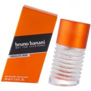 Bruno Banani Absolute Man loción after shave para hombre 50 ml