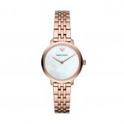 Часовник EMPORIO ARMANI - Modern Slim AR11158 Rose Gold/Rose Gold