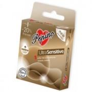 Pepino Ultra Sensitive prezervative 3 buc
