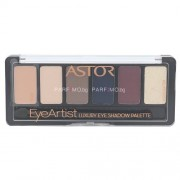 Astor Eye Artist Luxury Shadow Palette 5,6g Сенки за очи за Жени Нюанс - 200 Style Is Eternal