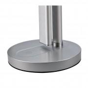 SOLIGHT LED stolní lampička stmívatelná 7W/3000K-6000K/400Lm stříbrná