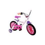 Bicicleta Infantil Nathor Feminina First Pro Aro 14