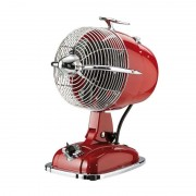 Table fan RetroJet ruby red