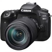 Canon Eos 90d + Ef-S 18-135mm F/3.5-5.6 Is Usm - 2 Anni Di Garanzia In Italia