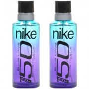 Nike pack blue wave eau de toilette 2 x 1, 150 ml