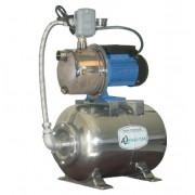 Presurizador Aqua-Pak 1 HP con Bomba y Tanque en Acero Inoxidable