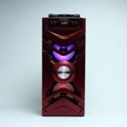 Boxa portabila FM bluetooth SD USB Jack 3.5 MP3 Player LCD