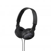 HEADPHONES, SONY MDR-ZX110, Black (MDRZX110B.AE)