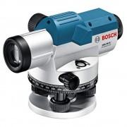 Nivela optica Bosch GOL 20 G Professional, 400 goni, 3 mm la 30 m, 1.5 kg, 0601068401
