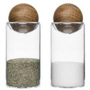 Sagaform Design Nature Salt- och pepparset 1 set