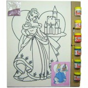 Kit Tela G Especial - Princesa - Kits for Kids
