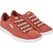Puma Puma Vikky Ribbon Bold Sneakers For Women(Red)