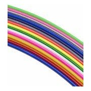 """RX Cable, replacement-White-Hyper 1.3 (39 gr)-8' 8"""" / 264,24 cm"""