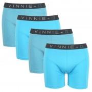 Vinnie-G boxershorts Wave Print-Light 4-pack -M