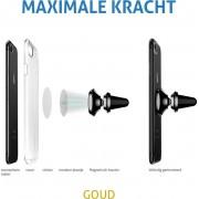 360° Magnetische Auto houder Universeel Car holder Goud telefoonhouder voor iPhone 5/5S/5C/5SE/6/6S/Plus/7 Samsung galaxy S5/S6/S7/Edge/Note