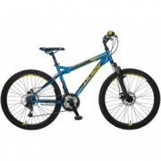 BICIKL POLAR EVEREST FS DISK blue B262S12191