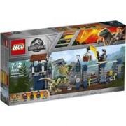 LEGO 75931 LEGO Jurassic Dilophosaurus Stationsattack