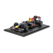 Tamiya 1/20 Masterwork Collection No.131 Red Bull Racing Renault RB 6 No.5 painted completed model 21131