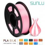 Filament 3D PLA roz lucios