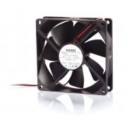 VENTILADOR FROTAMIENTO 92x92x25mm 24VDC