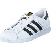 adidas Originals Superstar Foundation C Ftwr White/Core Black/White, Skor, Sneakers & Sportskor, Låga sneakers, Vit, Barn, 33