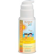 Coverderm Filteray Body Plus For Kids 2-in-1 SPF50 - 100ml / 3.38 fl. oz